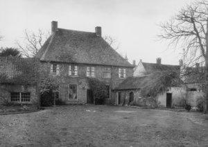 Foto van de Pastorie te Nuenen