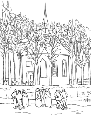 Van Gogh Colouring Pages Van Gogh Museum