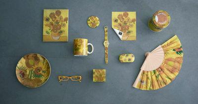 Selectie van producten met 'Zonnebloemen' print