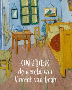Omslag van het boek 'Ontdek de wereld van Vincent van Gogh'.