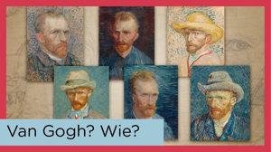 Bekijk de video en ontdek hoe Vincent van Gogh kunstenaar werd. Geschikt voor kinderen 9-14 jaar