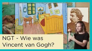 Videothumbnail Wie was Vincent van Gogh?