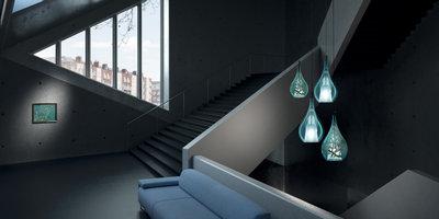 Vier lampen uit de Cangini & Tucci x Van Gogh Museum collectie